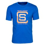 Camiseta Smart Masc Silk Laranja