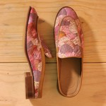 Mule Vita Upcycling Tons de Coral