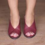 Peep Toe Amora- 177-12