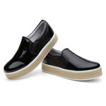 Slip-on Feminino Violanta Arizona Preto