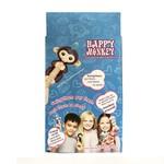 BRINQUEDO MACAQUINHO BABY MONKEY PINK ORIGINAL