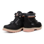 Bota ACT Second Shift Preto + Meia Brinde