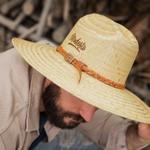 Chapéu Modesto Estilo Americano - Palha