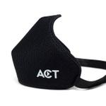 Máscara C/ Respirador Act Footwear Preto