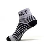 Meia de Algodão Cano Médio Act Footwear - Cinza
