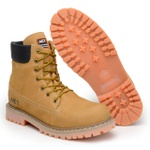 Bota ACT Timber Milho + Moletom Preto