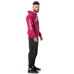 Moletom Masculino Adaption Logo Bordo