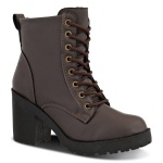 Bota Feminina Tratorada Adaption 600 Marrom