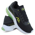 Tênis Masculino Adaption Air Prospect Preto/verde