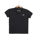 coturno tiger preta + camisa preta + relógio de brinde
