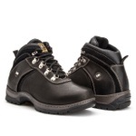 Kit Bota Masculina Caterpillar + Cinto e Carteira