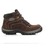 Bota Caterpillar Marrom Masculina Adventure Mid