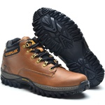 Bota Caterpillar Marrom Masculina New Adventure