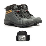 Kit Bota Caterpillar Beast Mid + Cinto Caterpillar Diesel Power