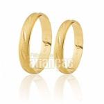 Alianças de Ouro Blumenau + Frete Grátis 10k
