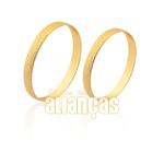 Alianças Em Ouro-10k