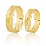Alianças Diamantadas de Casamento