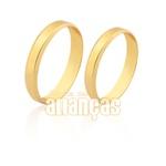 Aliança Em Ouro 18k