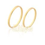 Alianças De Ouro10K Baratas + Entrega Rápida