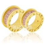Alianças De Noivado e Casamento Em Ouro Amarelo18k 0,750 Fa-916-r