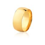 Aliança Ouro Amarelo 18k (9,00mm)