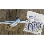 Grampo polido aroeira 09X01 - Morlan