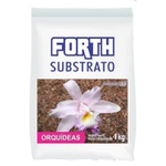 Fertilizante Forth Orquídeas Substrato 4kg