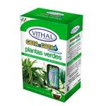 Fertilizante Gota a Gota para plantas verdes com 6 ampolas - Vithal