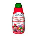 Fertilizante para plantas e flores de sacadas e varandas 250ml - VITHAL