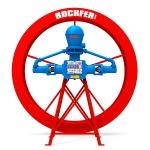 Bomba Rochfer | Msg-70d Com Roda Dágua 1,90 x 0,25m + Suporte