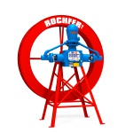 Bomba Rochfer | Ultra-42 Com Roda Dágua 1,10x0,17m + Suporte