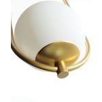 Lustre Pendente Mila Jabuticaba Alamin-LE201/1G-Dourado