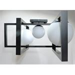Lustre Plafon Jabuticaba Mondrian - Alamin LE209/3M-PT