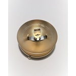 Arandela Luminária de Parede Plafon Jabuticaba-Alamin LE23/1G-Dourado