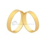 Alianças De Ouro De Casamento