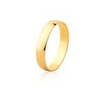Aliança Ouro Amarelo 18k (3,90mm)