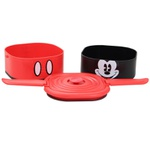Lancheira Box Dupla Mickey Faces