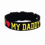 Coleira Amorosso® I love My Daddy