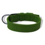Coleira Para Cachorro Fit Verde Claro