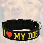 Coleira Amorosso® I love My Dog