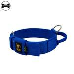 Coleira Para Cachorro Poderosso Total Blue (Azul)
