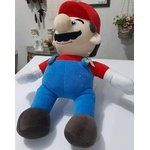 Boneco Personagem do Game Super Mário Bros