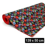 2 Mm Eva Cobertura Estampado Tampinhas (139x 50 Cm)