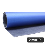 Placa De Resina Carbonium Azul - Fluídica 2 Mm (55 x 70 Cm)