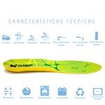 Palmilha Esportiva Multiactivity - Verde - Nº 37