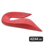 Ferradura Com Elevação Do Arco Medial Red 42/44 Gg