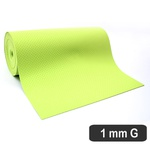 1 Mm Cobertura Verde Flúor Perfurado g (390 x 31 Cm)