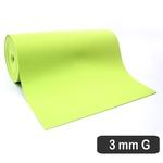 3 Mm Cobertura Verde Flúor Perfurado g (530 x 31 Cm)