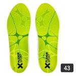 Palmilha Esportiva Multiactivity - Verde - Nº 43