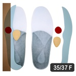Kit Resiflex - Supinado Ou Cavo Varo 35-37 Br